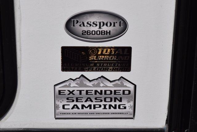 2020 Keystone RV Passport 2600BH