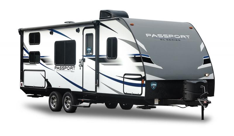 2021 Keystone RV PASSPORT SL SERIES 240BH