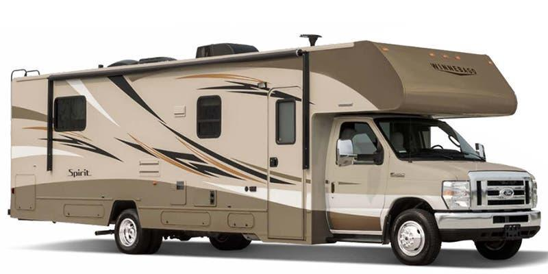 2018 Winnebago SPIRIT 22R