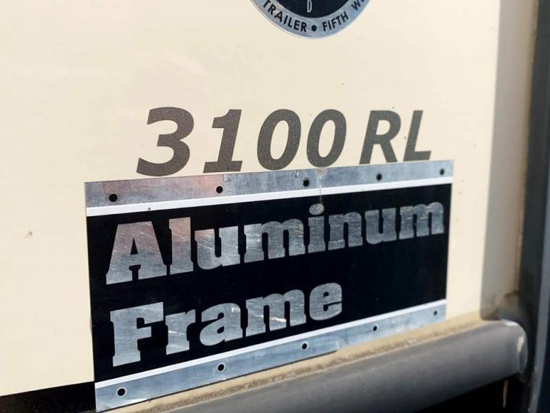 2016 Keystone RV ALPINE 3100RL