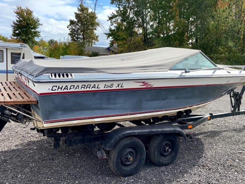 1986 Chaparral BOWRIDER 198XL