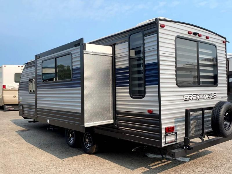 2021 Forest River Inc. CHEROKEE GREY WOLF 23MK
