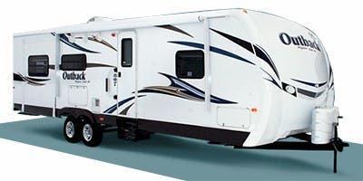 2012 Keystone RV OUTBACK 301BQ