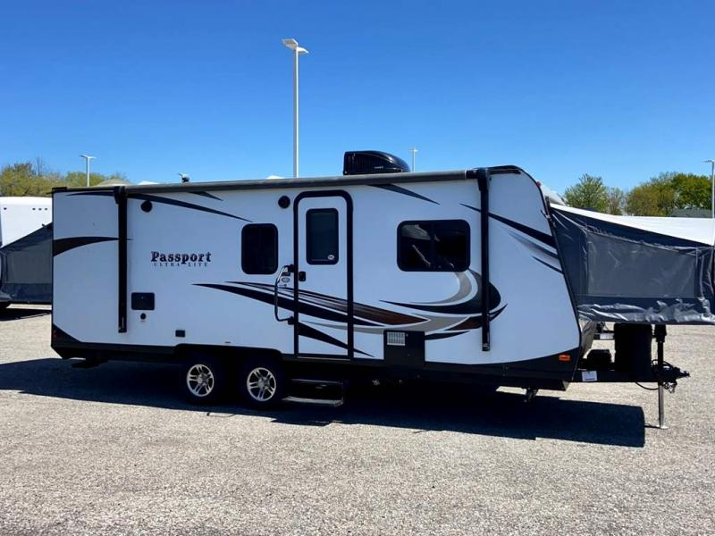 2018 Keystone RV PASSPORT ULTRA LITE 217EXP