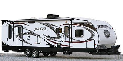 2018 Forest River VENGEANCE ROGUE 25V
