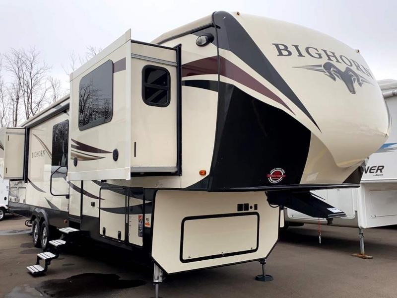 2018 Heartland RV BIGHORN 3750FL