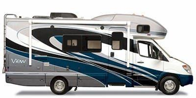 2011 Winnebago VIEW 24J