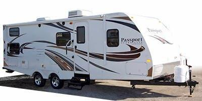 2012 Keystone RV PASSPORT 3220BH
