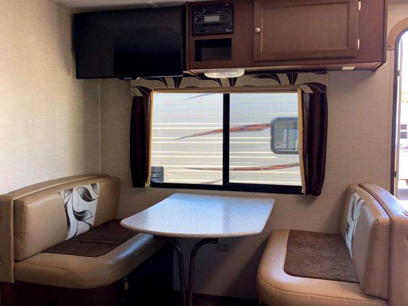 2016 Keystone RV BULLET 248RKS