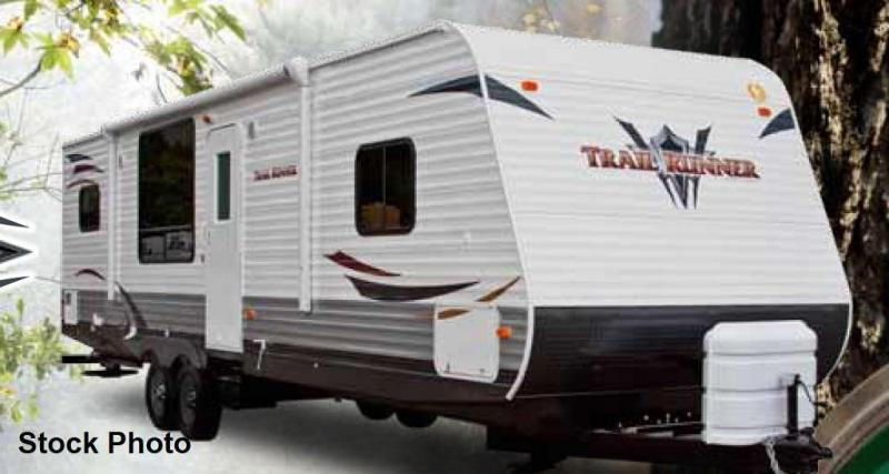 2013 Heartland RV TRAIL RUNNER SLT 29RK