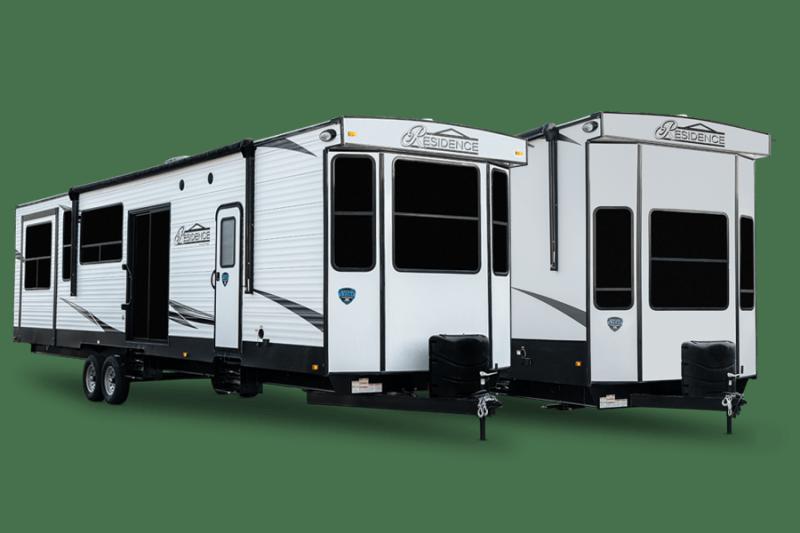 2021 Keystone RV RESIDENCE 40MKTS