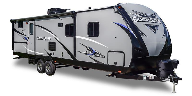 2010 Cruiser RV SHADOW CRUISER 195WBS