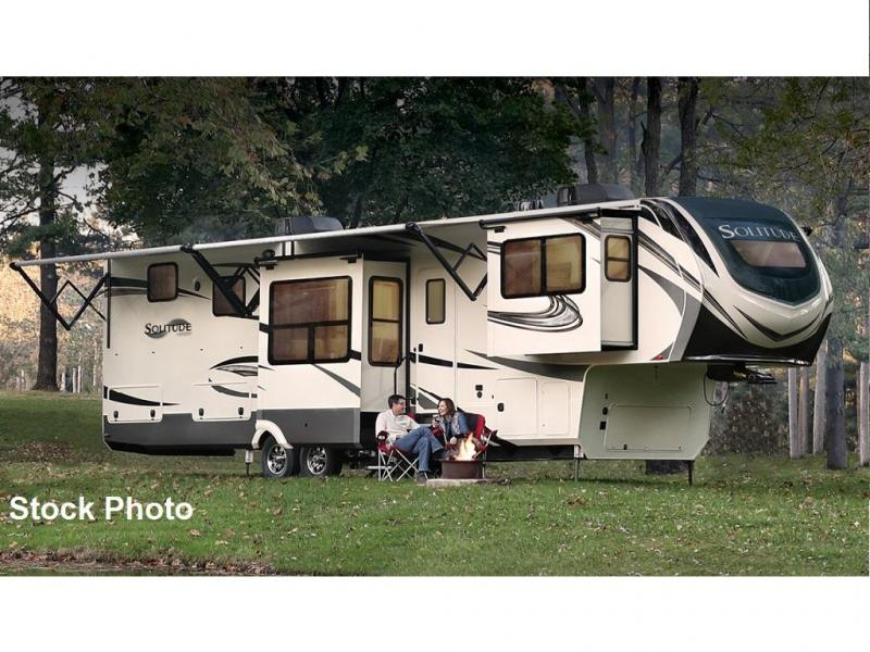 2021 Grand Design RV SOLITUDE 390RK