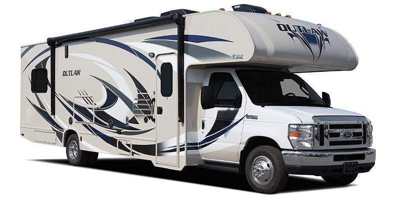 2018 Thor Motor Coach OUTLAW 29H