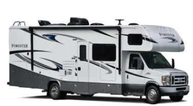 2019 Forest River, Inc. FORESTER 2421