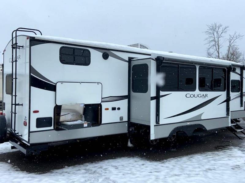 2020 Keystone RV COUGAR 34TSB