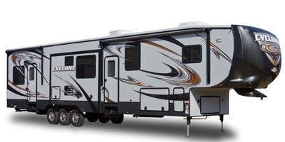 2014 Heartland RV CYCLONE 3110