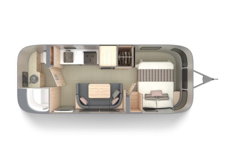2020 Airstream GLOBETROTTER 23FB