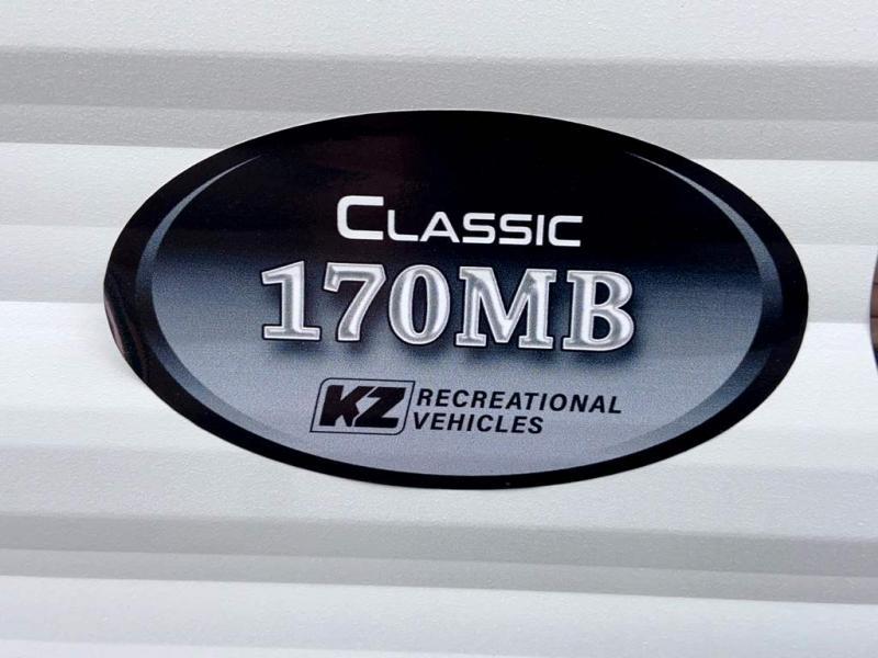 2021 Kz SPORTSMEN CLASSIC 170MB