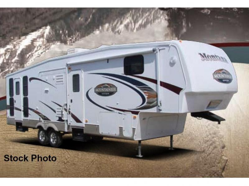2008 Keystone RV MONTANA MOUNTAINEER 332PHT