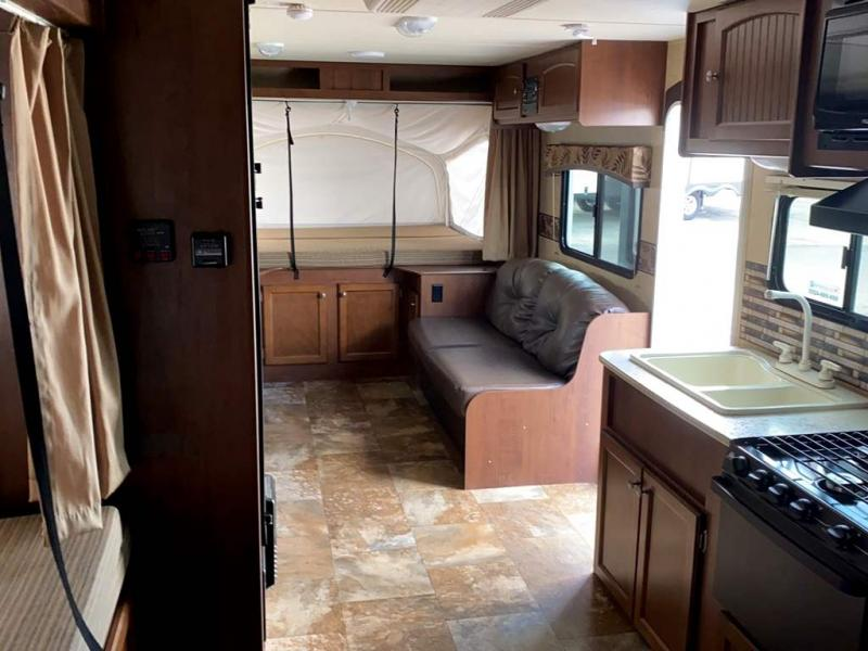 2014 Jayco Jay Feather Ultra Lite X23F