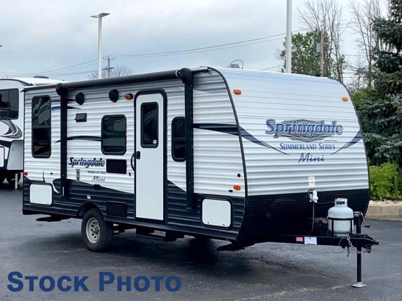 2017 Keystone RV SPRINGDALE SUMMERLAND 1750RD