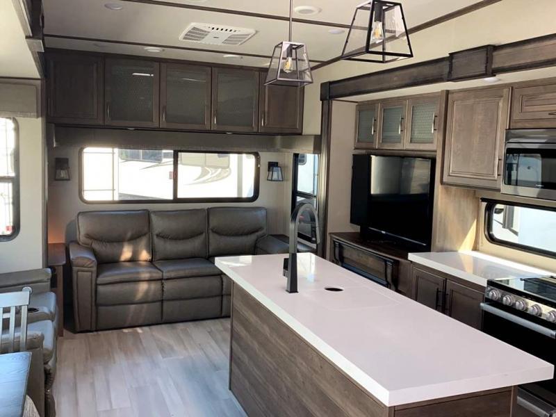2022 Grand Design RV SOLITUDE S-Class 2930RL