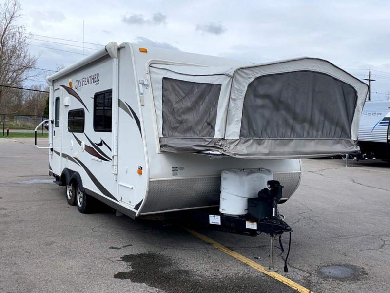 2011 Jayco JAY FEATHER SELECT 19H