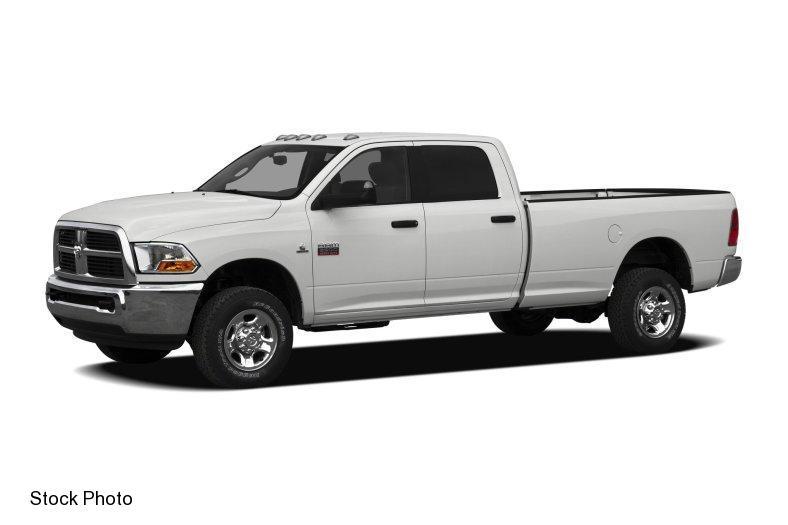 2012 Dodge RAM 3500