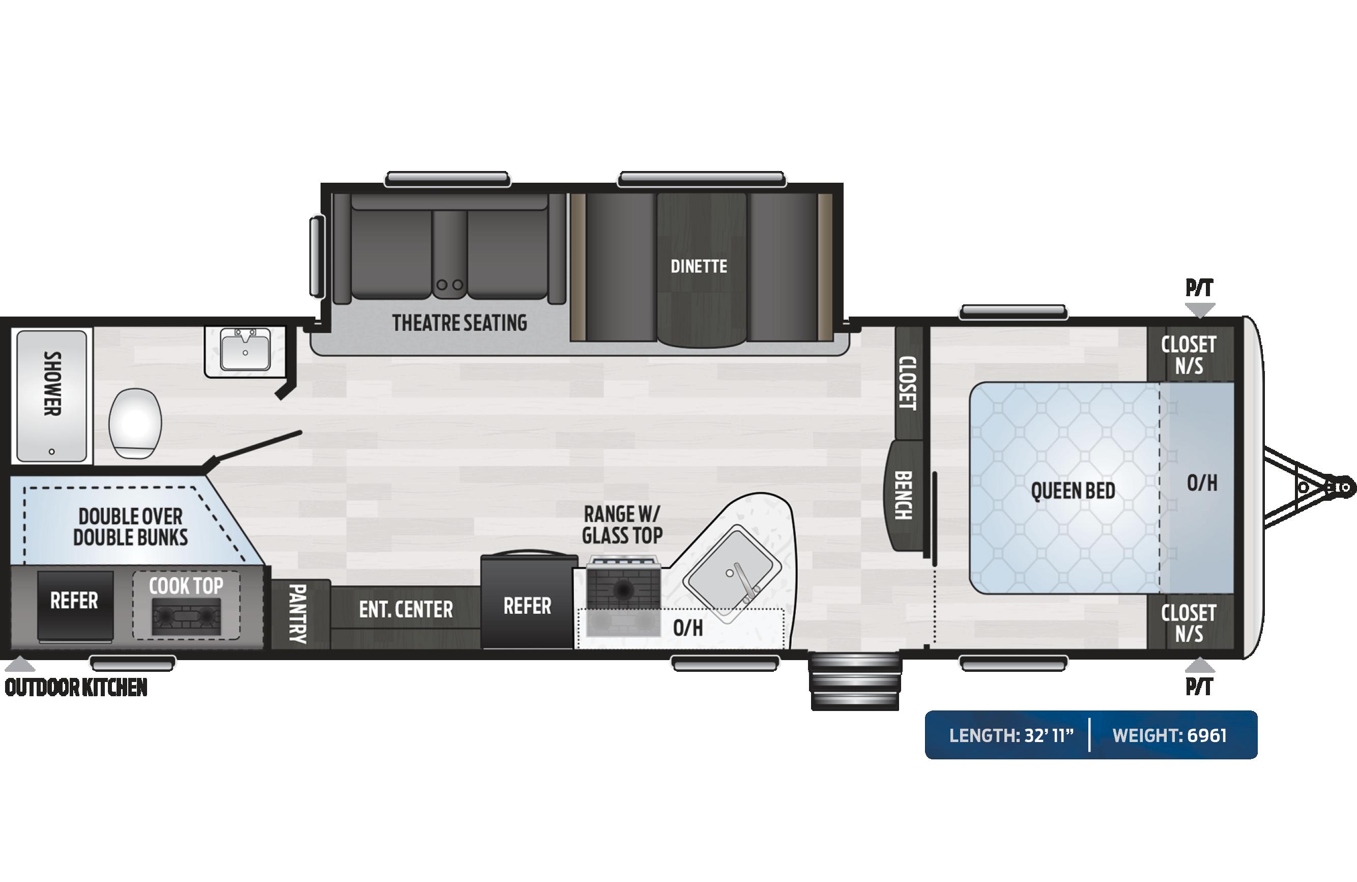 2020 Keystone RV SPRINGDALE 270BH