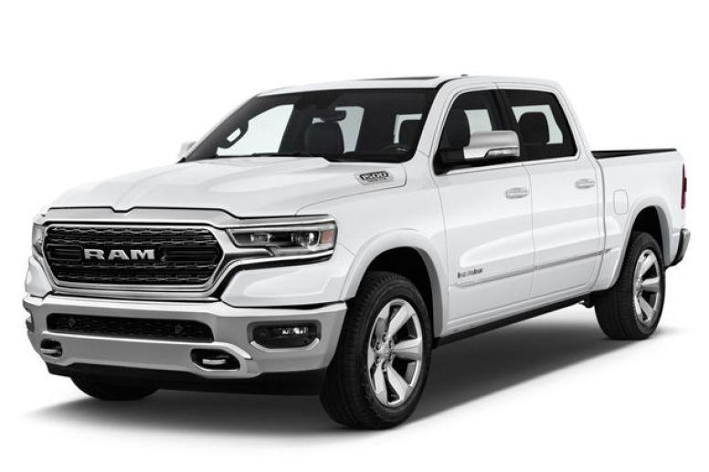 2019 Dodge RAM 1500 QUAD