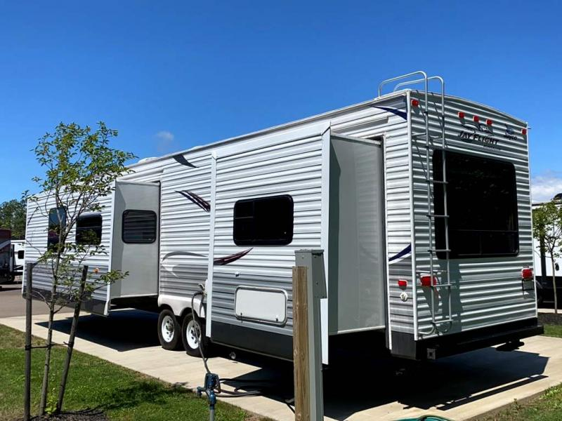 2012 Jayco JAY FLIGHT BUNGALOW 40FKS