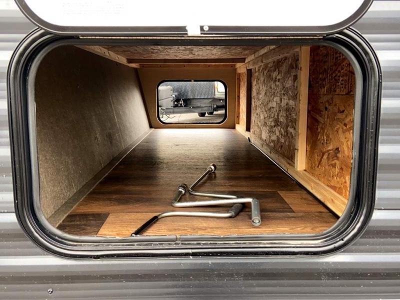 2017 Keystone RV SPRINGDALE MINI 1700FQ