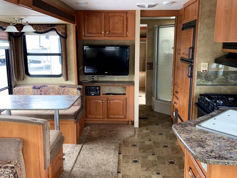 2010 Keystone RV COUGAR 302RLS