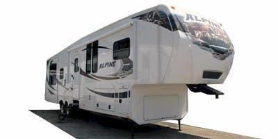 2012 Keystone RV ALPINE 3600RS