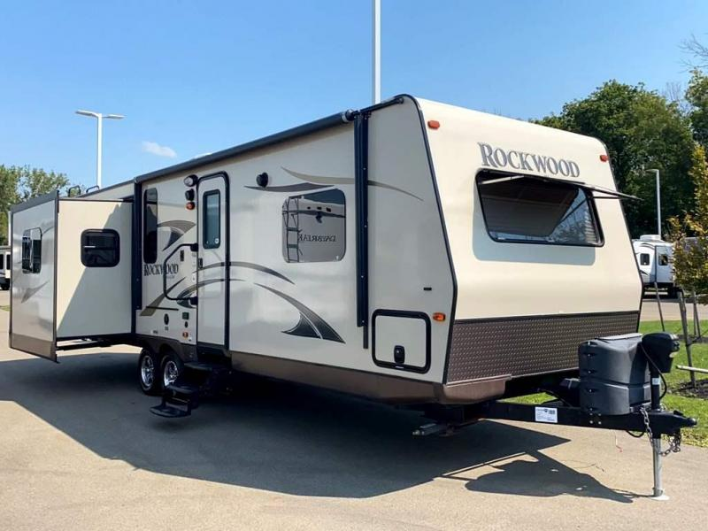 2014 Forest River ROCKWOOD ULTRA LITE 2703WS