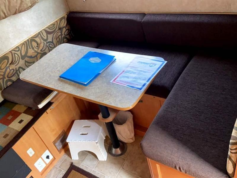 2011 Travel Lite RV TRAVEL LITE M890SBRX