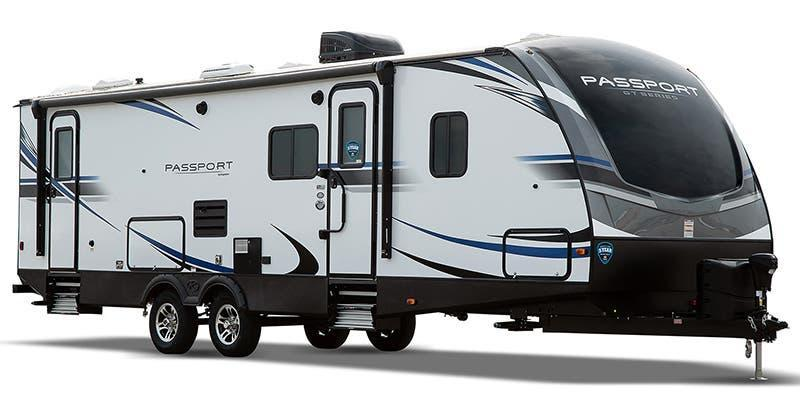 2013 Keystone RV PASSPORT 2510RB