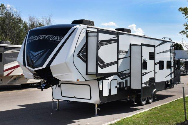 2020 GRAND DESIGN Momentum G-Class 5th Wheel 320G