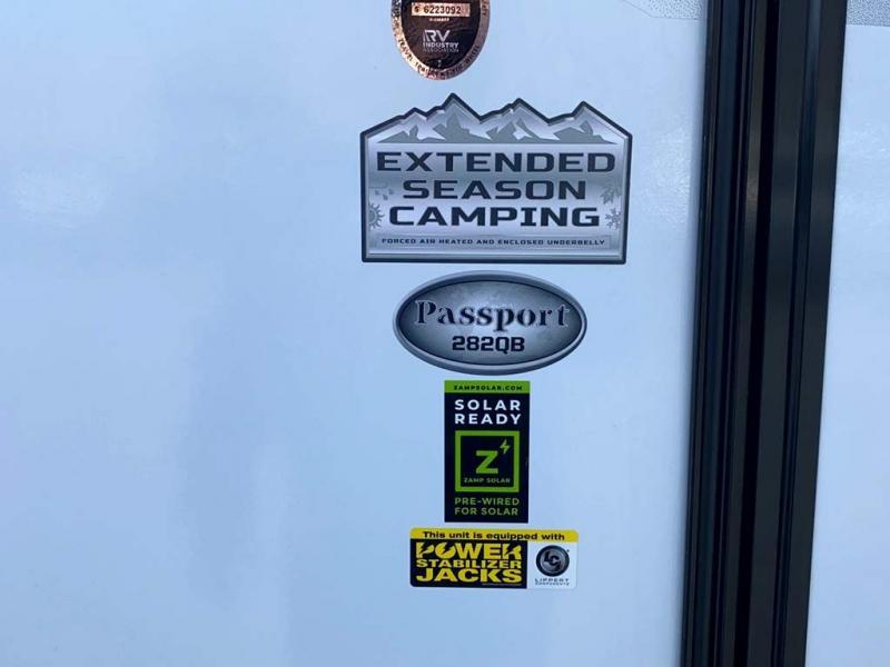 2021 Keystone RV PASSPORT SL Series 282QB