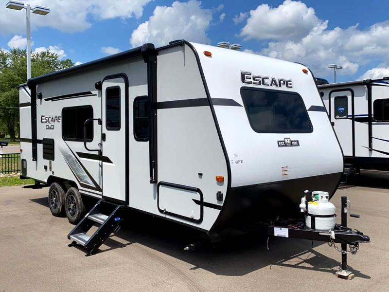 2021 Kz ESCAPE E211RB