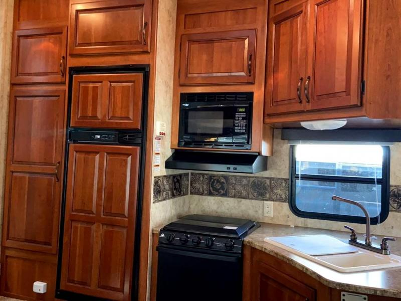 2011 Keystone RV COUGAR HIGH COUNTRY 291RLS