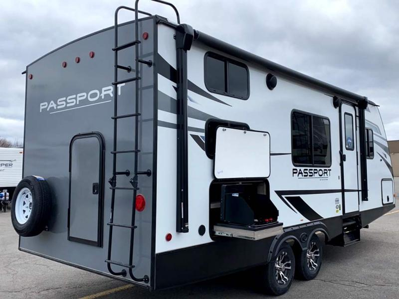 2021 Keystone RV PASSPORT SL SERIES 219BH