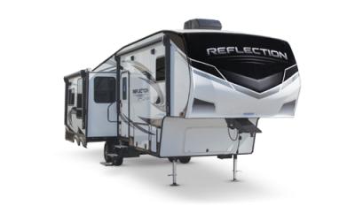 2021 GRAND DESIGN Reflection 5th Wheel 337RLS