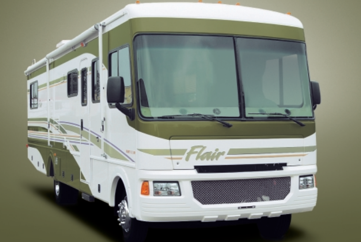 2004 Fleetwood RV FLAIR 34F