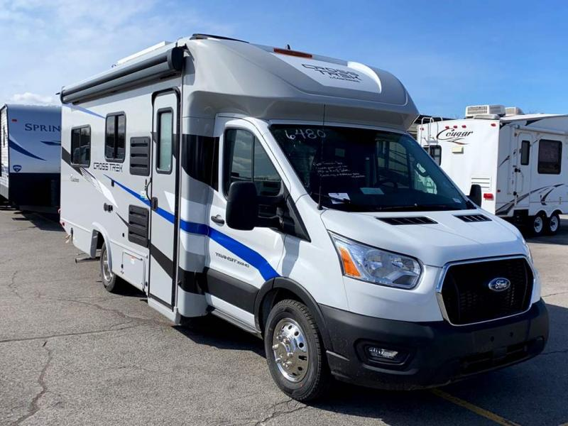 2021 Coachmen CROSS TREK 21XG