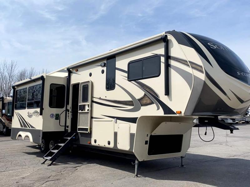 2020 Grand Design RV SOLITUDE S-CLASS 3550BH