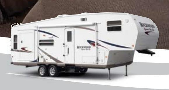 2007 Forest River ROCKWOOD SIGNATURE ULTRA LITE8280SS
