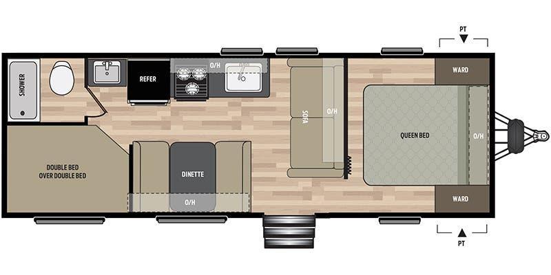 2020 Keystone RV Springdale 260BH