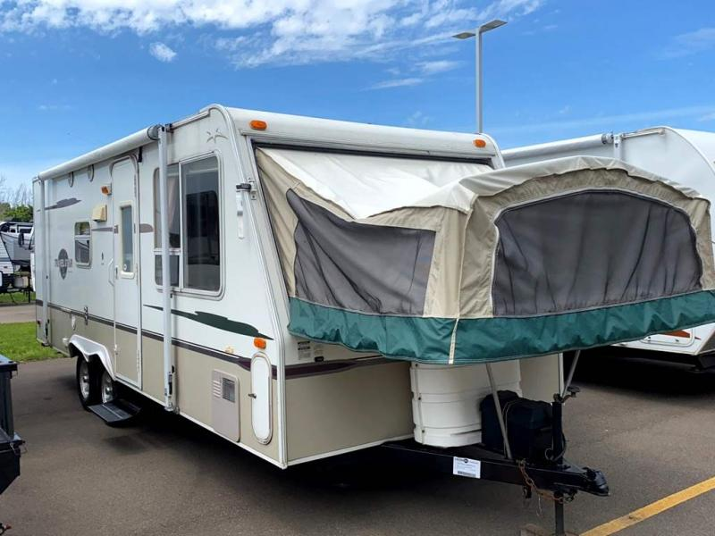2005 Starcraft TRAVEL STAR 23SRG